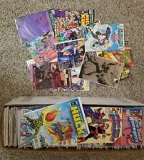 Random comic book lot 30 Comic Books! Marvel, Dc, Dark Horse, Etc. - Abc