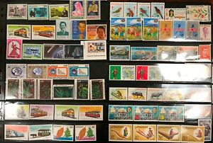 Lot of Philippine Old Stamps MNH