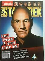 PAST, PRESENT & FUTURE  / 2019 THE BEST OF STAR TREK Magazine PATRICK STEWART