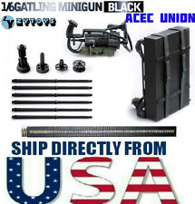 U.S.A. SELLER 1/6 M134 Heavy Machine Gun Minigun TERMINATOR Gatling 8018 ZY Toys