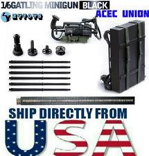 U.S.A. SELLER 1/6 M134 Heavy Machine Gun Minigun TERMINATOR Gatling 8018 ZY Toys