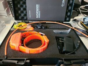 Dogtra Pathfinder GPS Dog Track & Train Collar Orange Hunt Edition Free Antenna