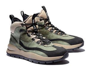 Timberland Boroughs Project Waterproof Nubuck Men's Mid Boots Shoes UK 9 EU 43.5