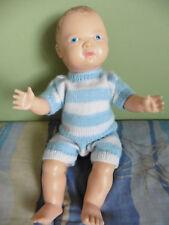 Poupée ancienne: très rare bébé Gégé vinyle non répertorié 35 cm.