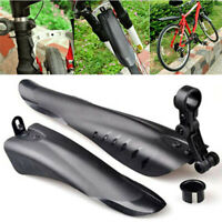 "MOUNTAIN BIKE MUDGUARDS BICYCLE CYCLE ROAD BIKE MTD FENDER KIT FOR 26"" 27,5"" 29"""