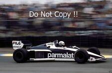 Riccardo Patrese Brabham BT52B Dutch Grand Prix 1983 Photograph 2