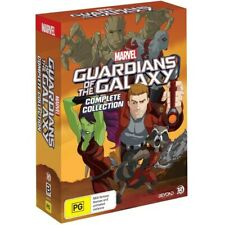 Marvel Guardians of The Galaxy Complete Collection (2015) DVD