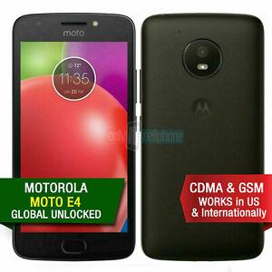 LOT of 12 Motorola Moto E4 XT1768 4G LTE Unlocked CDMA/GSM Verizon T-Mobile AT&T