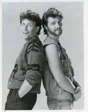 GREG EVIGAN PAUL REISER PORTRAIT MY TWO DADS ORIGINAL 1987 NBC TV PHOTO