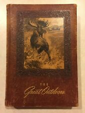 The Great Outdoors- Joe Godfrey, Illustrated- Herb Chidley 1st Ed. 1947
