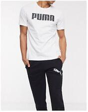 PUMA Logo T-Shirt Tee Crew Neck Top - Size S to 3XL - OZ STOCK!