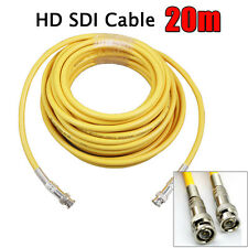 20M 75-5 HD SDI Digital Video BNC Male to Male Coaxial Cable DVR Broadcasting