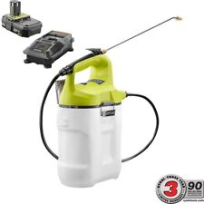 Ryobi Electric Cordless Chemical Fertilizer Sprayer Pump Spray Battery Charger