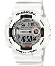 CASIO G-Shock GD-110-7 GD-110-7DR Large Lcd Super Illuminator 200m Watch