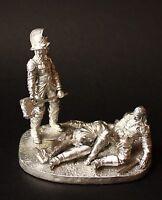 3 pcs set Roman Gladiators: Victory KIT Tin toy soldier 54 mm. metal