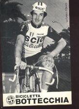 LUCIANO CONATI Cyclisme Team SCIC Bottecchia bicicletta Ciclismo Cycling cycles