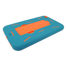 Samsung Galaxy Tab 3 / 8.0 / T310 8 Inch Hybrid Kickstand Stand Case Cover GR/OR