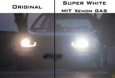 H7 Xenon Gas Birnen Lampen Satz Ultra Blue White Laser Licht / Set 2 Birnen -NEU