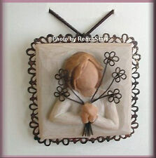 Friendship Metal Edged Ornament From Willow Tree® Free U.S. Shipping
