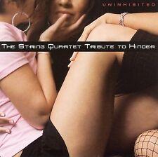 NEW CD Tribute to Hinder: Uninhibited String Quartet