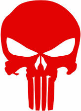 Punisher Vinyl Wall Car Decal Sticker, BIG or SMALL, Highest Quality