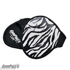 The Best CrossFit Gloves - Aren't Even Gloves! -  Leather Workout Gloves - ZEBRA