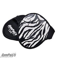 The Best CrossFit Gloves - Aren't Even Gloves! -  Leather Workout Gloves - ZEBRA