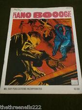 Partitura Original-Piano Boogie Por Rene Favre