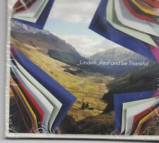 Linden-Rest And Be Thankful cd album cardsleeve