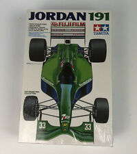 Tamiya Jordan 191 1/20 Sealed Model Kit #20032