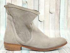 TAMARIS ☘ Stiefeletten Gr. 39 Beige Damen Leder Schuhe Shoes