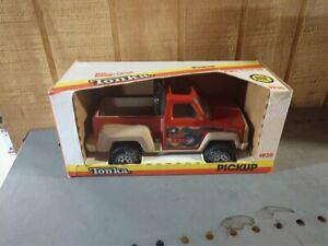 Mini Tonka / Play People Pickup Road Rebel Pickup Truck w/ Box