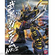 BANDAI MG Shin Musha Gundam Mk-2 Dynasty Warriors Gundam 1/100 Scale kit MK2