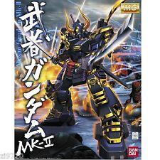 BANDAI MG Shin Musha Gundam Mk-2 Dynasty Warriors Gundam 1/100 Scale kit MK2