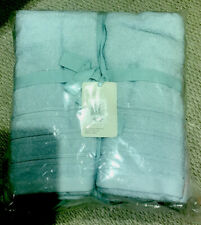 John Lewis Egyptian cotton Towels Bath And Hand Towels Blue
