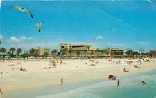 Big Pier 60 Clearwater Florida FL pm 1973 Postcard