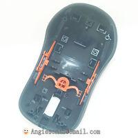 NEW Top Shell/Upper Cover outer case/roof for Steelseries Kana V1 V2  mouse