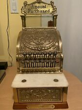 New ListingBrass National Cash Register 313 Special Edition 100 Year Anniversary Model