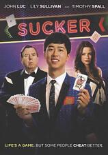 Sucker (DVD, 2016) SEALED