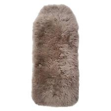 Bozz Luxury 100% Sheepskin Longwool Pushchair Liner - Rose Quartz