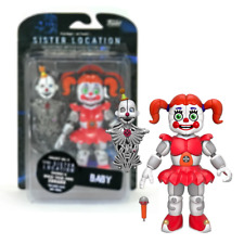 New Five Nights At Freddy's Sister Location Baby & Ennard Figure Funko Official