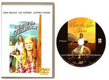 Where The Lilies Bloom 1974 DVD- Julie Gholson, Jan Smithers - USA Shipping