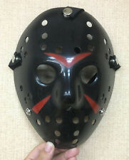 New Black Delicated Jason Voorhees Freddy Hockey Festival Party Halloween Mask