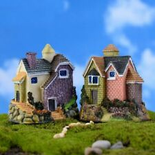 Fairy Garden Home Houses Decoration Mini Craft Micro Landscaping Villa Tale Gift