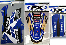 Factory Effex EVO 13 Graphics Trim Fenders Forks YZ125 YZ 125 96 97 98 99 00 01
