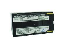7.4 V Batteria per Canon uc-x40hi, Vistura, XL1S (con oro MOUNT), E1, es-4000, XL