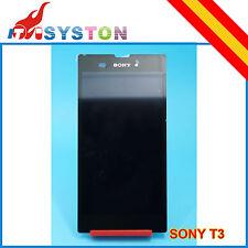 Pantalla Sony Xperia T3 LCD Tactil M50w D5102 D5103 negra display negro