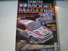 **a Tamiya Model Magazine n°45 Henschel 129-B / La Focus WRC