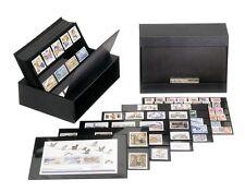 Lindner Marken-Steck-Box, ohne Steck-Karten, Platz für bis zu 60 Karten (870)