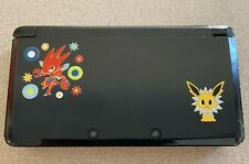 New listing Black Nintendo 3ds with installed games